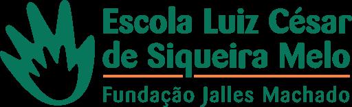 Logo Escola Luiz César